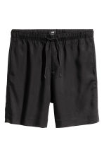 Korta shorts - Svart - Men | H&M FI 1